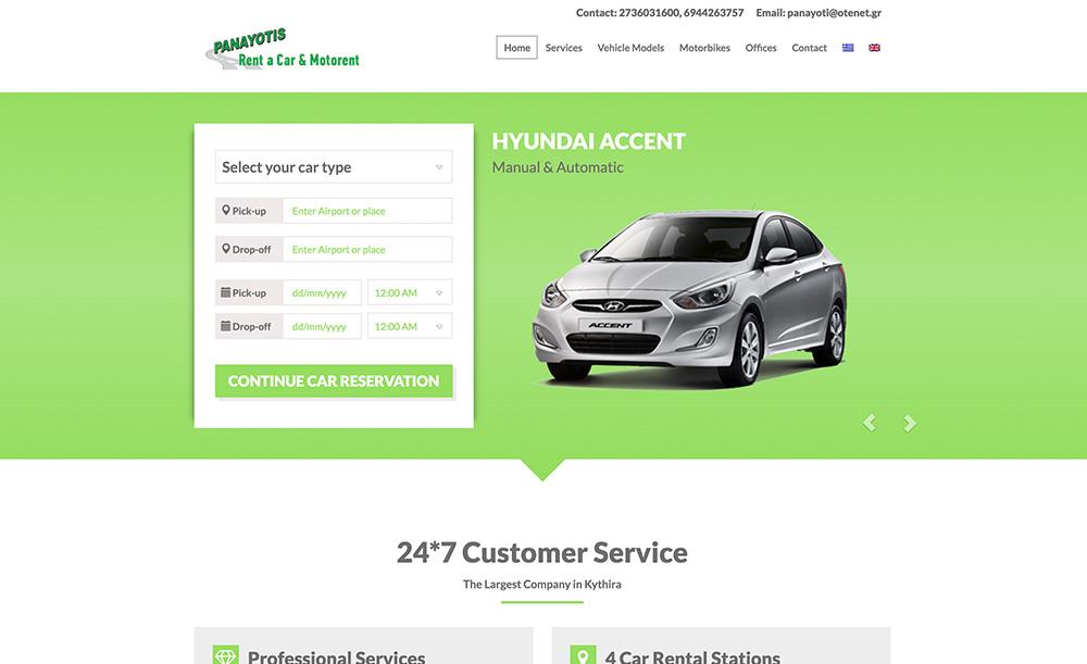 Panayotis Rent a Car