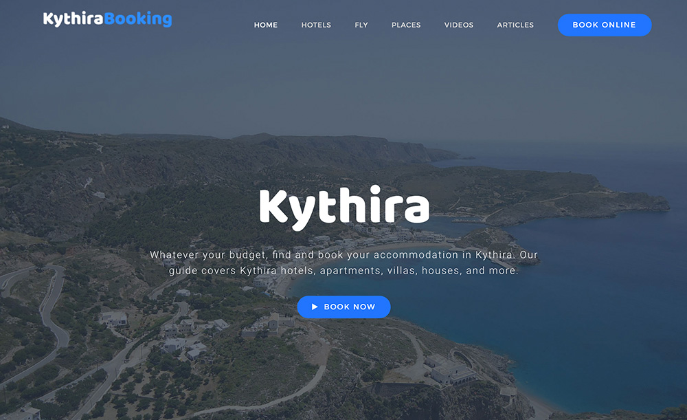 Kythira Booking