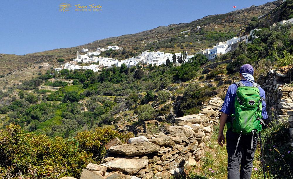 Tinos Trails